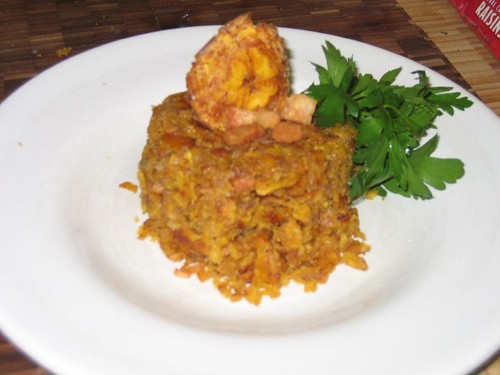 how to make mofongo with pork