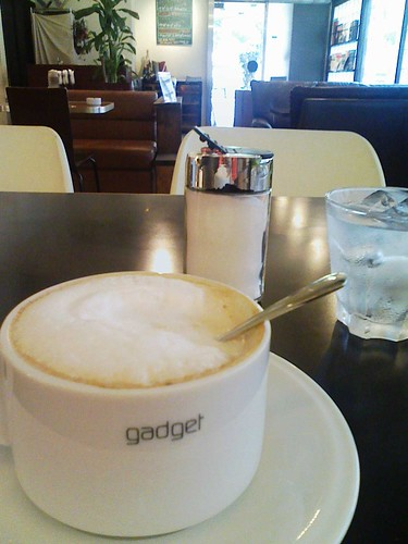 Gadget Café, Osaka