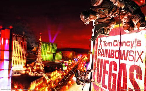 Rainbow Six: Vegas Wallpaper 1