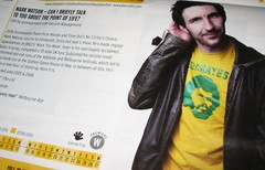 Mark Watson - Can I Briefly Talk to you about the point of life, programme extract