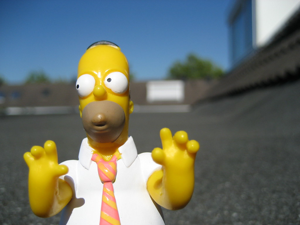 Homer-toy photo Wallpaper 3
