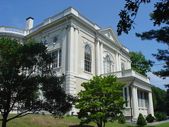 Peabody Institute Library, Danvers - by Elizabeth Thomsen