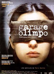 Cartel Garage Olimpo