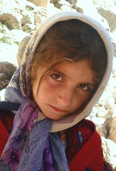 Bakhtiari Girl (Dr. Hendi) Tags: portrait people baby mountain me face myself kid iran tribes   bakhtiari  siamak   anoosh babaruzbehan  doctorhendii