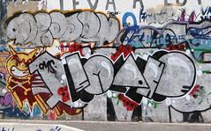 Calçada de Carriche, Lisboa (Graffiti Land) Tags: street urban streetart colour art portugal colors painting cores geotagged graffiti cool paint gallery colours arte grafiti lisboa tag graf galeria tags colores spray graffity tagged urbanart collection manuel rua graff artistica geo geotag portuguese cor tinta pintura grafity spraycan encre graffitis artistico artederua manel graffs colection arteurbana colecao graffitiportugal graffitisportugal streetartportugal manuelfaisco faisco manuelfaísco urbanartportugal
