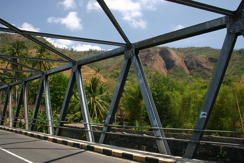 Bridge near Blitar.