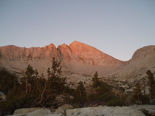Recess Peak Alpenglow