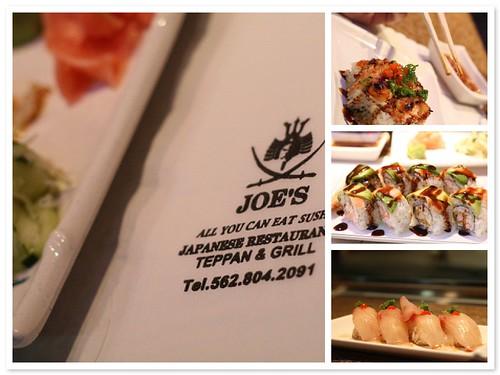 Joe's Sushi