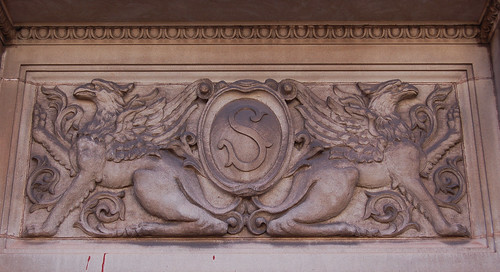 Ironwood Theatre detail