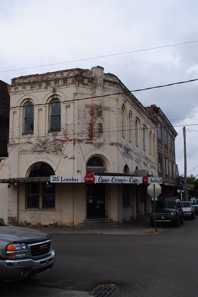 cajun corner cafe