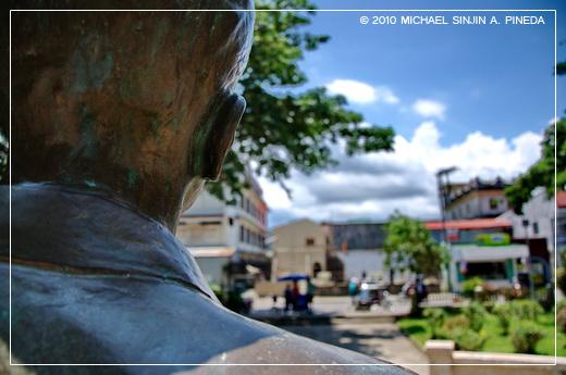 Baler Aurora Quezon Park