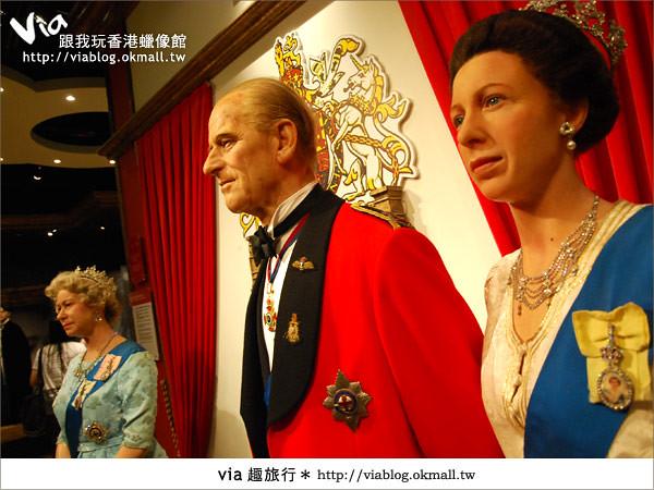 【香港自由行】香港太平山之旅~來杜莎夫人蠟像館探索吧!14