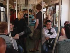 hit-the-road-jack (Didi van Frits) Tags: music berlin video metro tram sbahn streetcar gypsy strassenbahn frizztext hittheroadjack