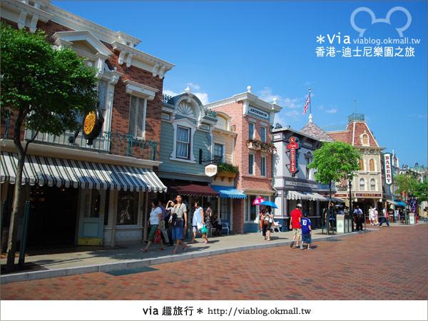 【香港自由行】跟著via玩香港(1)~爆走香港迪士尼樂園14