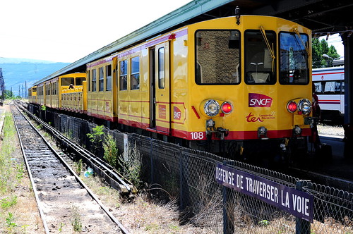 Le Train Jaune - Languedoc Rousellon
