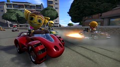 ModNation Racers - Ratchet