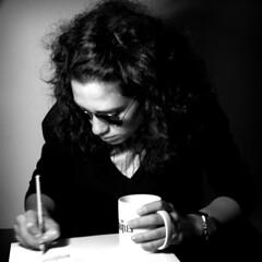 marta (albertmircom) Tags: portrait bw blanc negre retrat