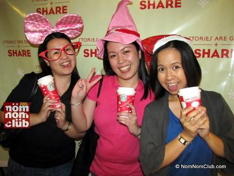 Starbucks Cheers Party