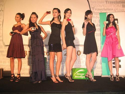 Chee Li Kee modeling