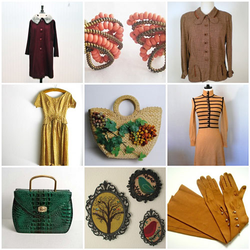 The Top Vintage Clothing Finds of the Week