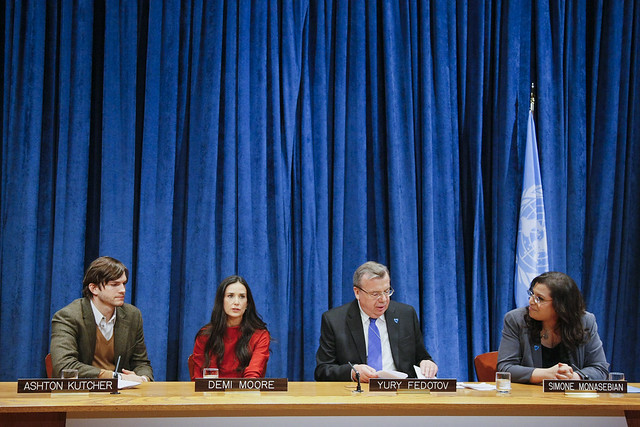 Press Conference (pb080004) by UNOV Protocol