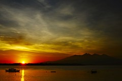 Lombok_270_04-05-07 (Kelly Cheng) Tags: sea mountain sunrise indonesia getty gili lombok trawangan rinjani pickbykc