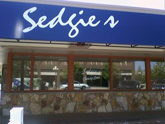 Sedgie's Restaurant coming soon?