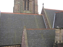 St Mary's Cathedral Glasgow (Wider World) Tags: glasgow stmarys cathedral episcopal slate roof church greatwesternroad georgegilbertscott 1871 westend scottishepiscopalchurch scotland architecture anglican