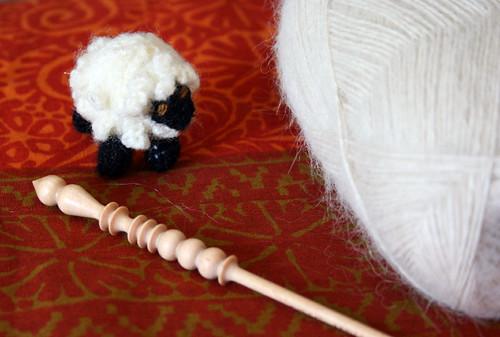 lankaa, koukku ja lammas solvangista