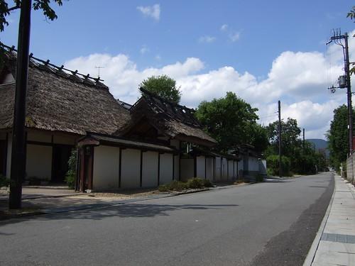 篠山武家屋敷通