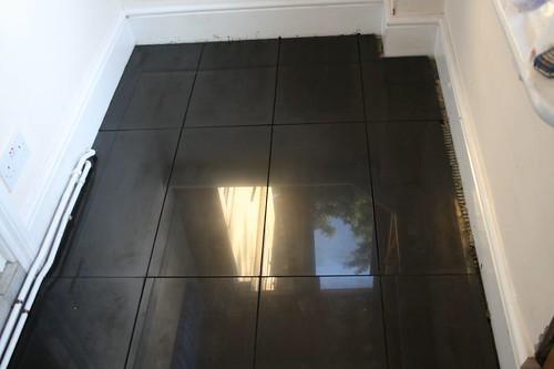 Shiny Black Floor Tiles Floor Tiles 13th Floor Haunted Blog Hr