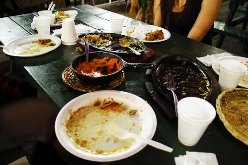 we ate it