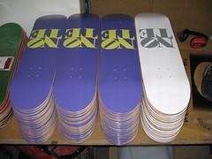 NOTE decks