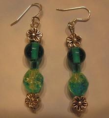 Handmade Earrings - Serenity (Sent)