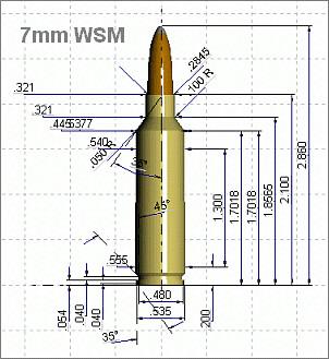 7mm WSM -- High-Country Hunter