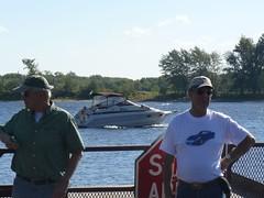Kevin and VP John (redvette) Tags: corvette rivervalleyvettes redvette tomhiltz