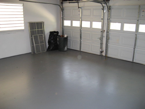 Garage Floor Epoxy Finish Garage Floor Bamboo Flooring
