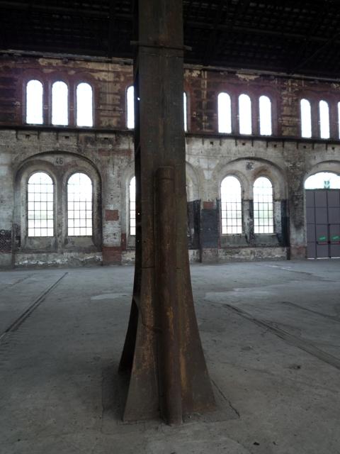 varie ed eventuali: Le Officine Grandi Riparazioni a Torino