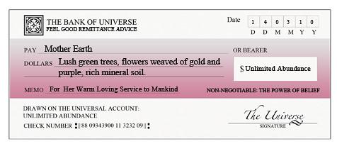 Secret richtig ausfüllen scheck the Scheck ausstellen: