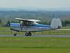G-AKVF (QSY on-route) Tags: kemble egbp gvfwe greatvintageflyingweekend gakvf 09052010