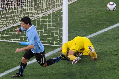 Grupo A: Uruguay y México clasifican para Octavos de Final del Mundial Sudáfrica