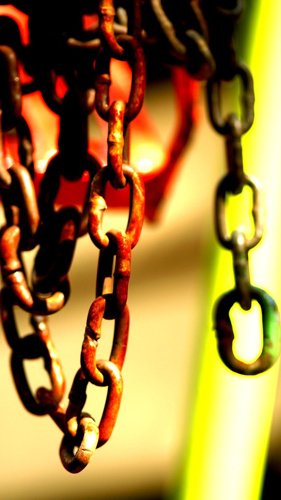Las cadenas del alma...