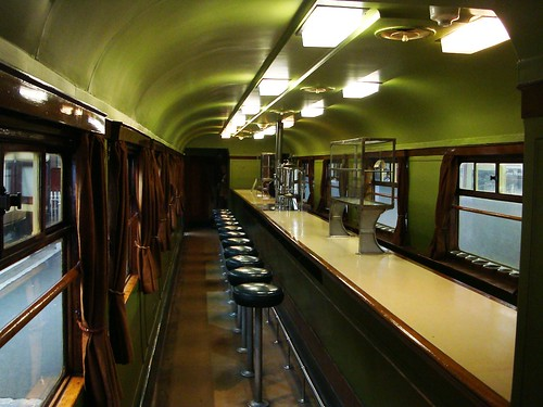 Buffet car, 1932