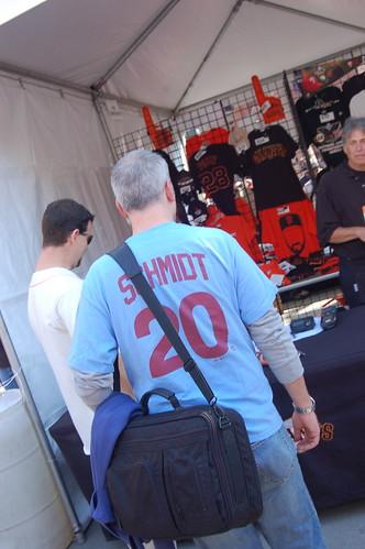 Phillies v. Giants