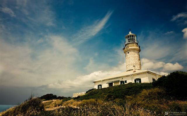 Struga Lighthouse, Lastovo island, Croatia