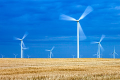 Electric Pinwheels (www.toddklassy.com) Tags: sky motion green tower industry nature windmill field electric horizontal landscape four evening moving movement spain energy montana mt technology power wind action horizon hill environmental bluesky blurred alternativeenergy company spanish generator shelby electricity environment blade copyspace windrad eco blades transmission alternative windfarm clearsky renewable windpower windräder renewableenergy greatplains windturbines windgenerator aerogenerator colorimage cutbank etheridge onahill rockymountainfront toolecounty horizonoverland electricalgrid horizontalaxis windturbinegenerator windenergyconverter erneuerbareenergien windpowerunit northwesternenergy glacierwindfarm toddklassy montanaphotographer movingblades windfacility etheridgemontana windpowerinmontana naturenersa glacierhillswindpark