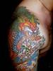 Tattoo de dragão oriental by Jean paul zilli Tatuagem exclusiva de