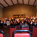 Induction Ceremony for Gamma Beta Phi