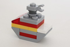Micro Battleship (Cobra_11) Tags: canon toy ship lego micro battleship canoneos schiff spielzeug juguete buque buildingblocks gemi acorazado oyuncak legoblocks microworld legobricks schlachtschiff legobuildingblocks canoneos450d savagemisi digitalrebelxsi microlego minilego legomicroworld