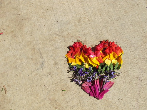 Rainbow Heart #1
